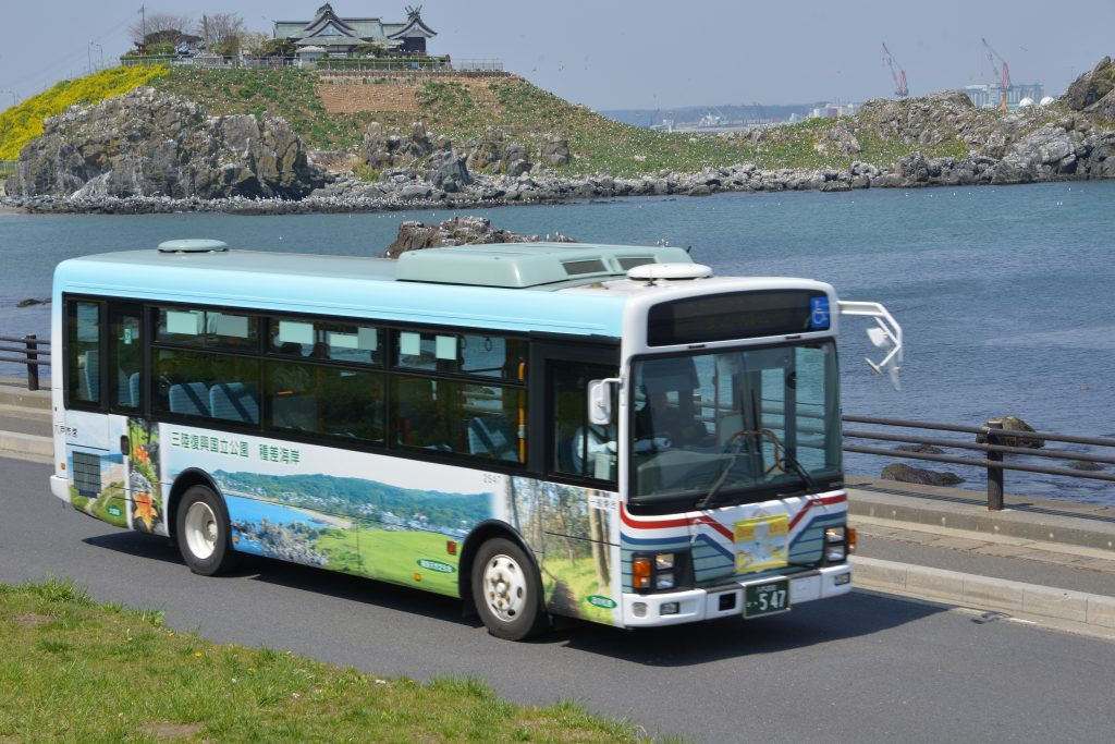 Getting around Hachinohe:  Buses (& Other forms of Transportation)