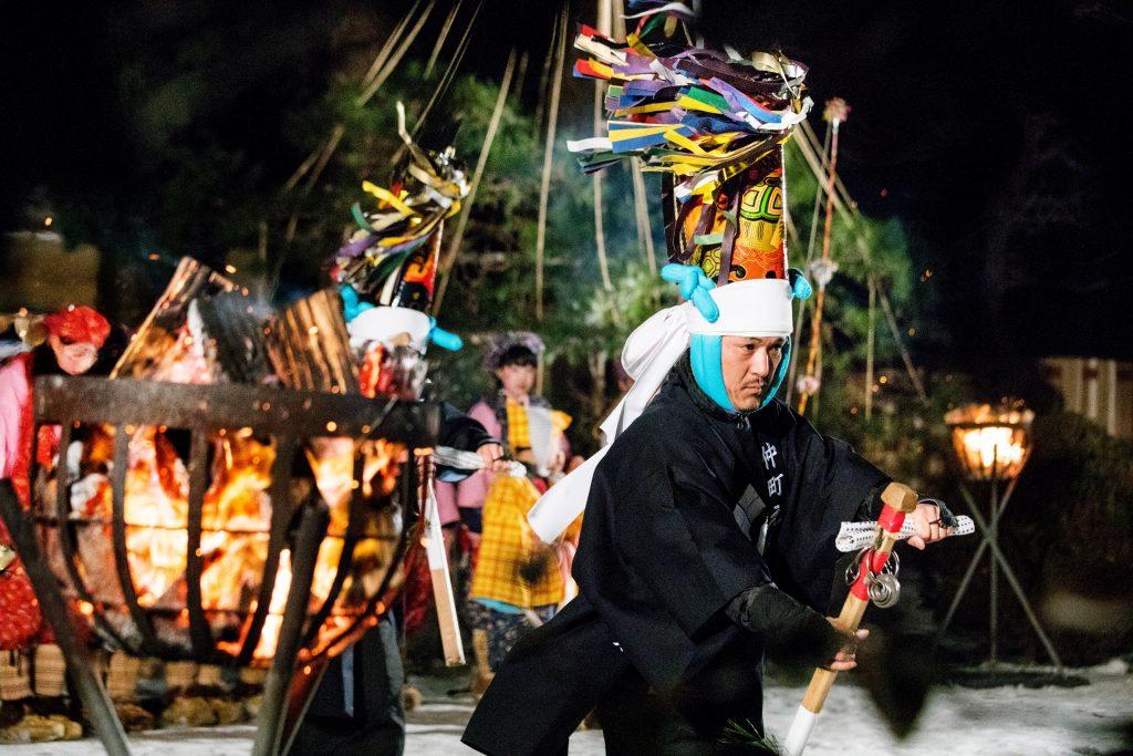 The 2020 Hachinohe Enburi Festival Schedule