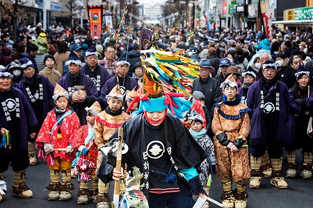 Hachinohe's Enburi Festival Like a Pro