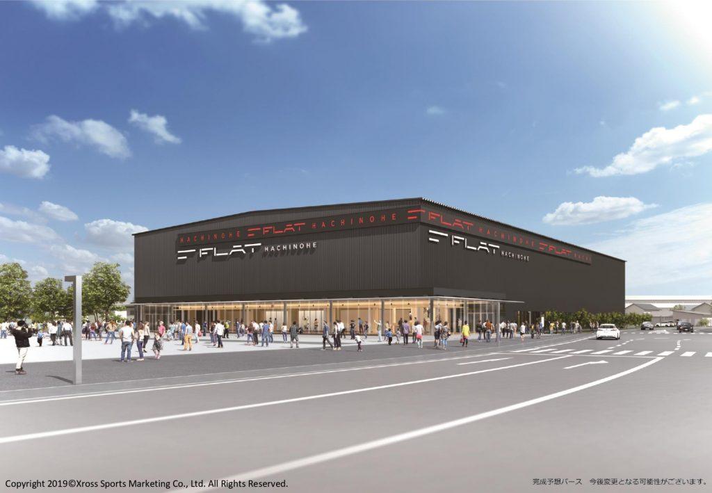 FLAT HACHINOHE(フラット八戸)2020年4月1日開業