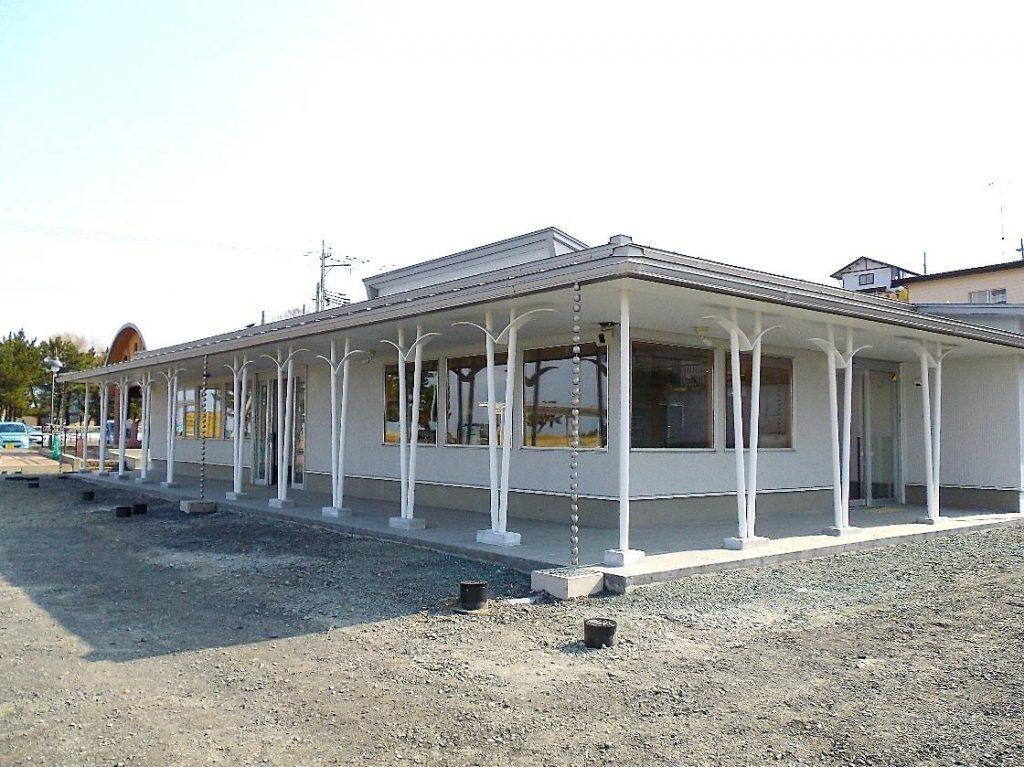 蕪島物産販売施設「かぶーにゃ」4月17日オープン予定